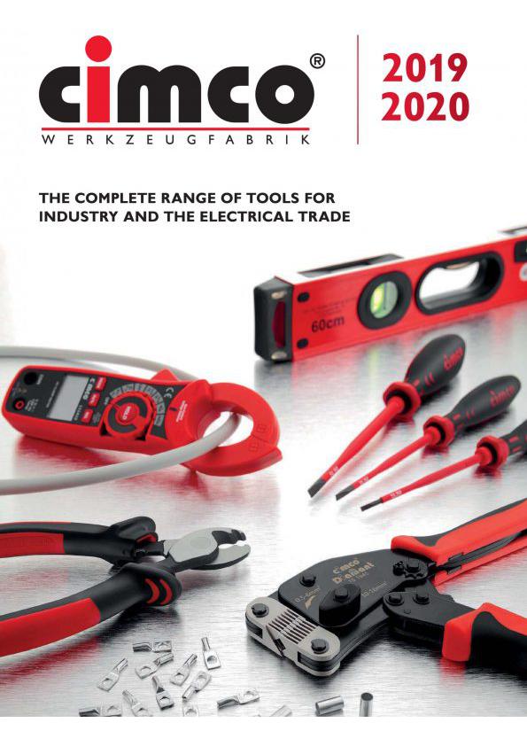 Cimco – Catálogo General 2019/2020