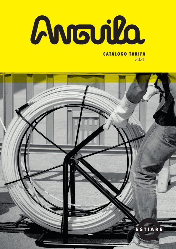 Catálogo Anguila 2021