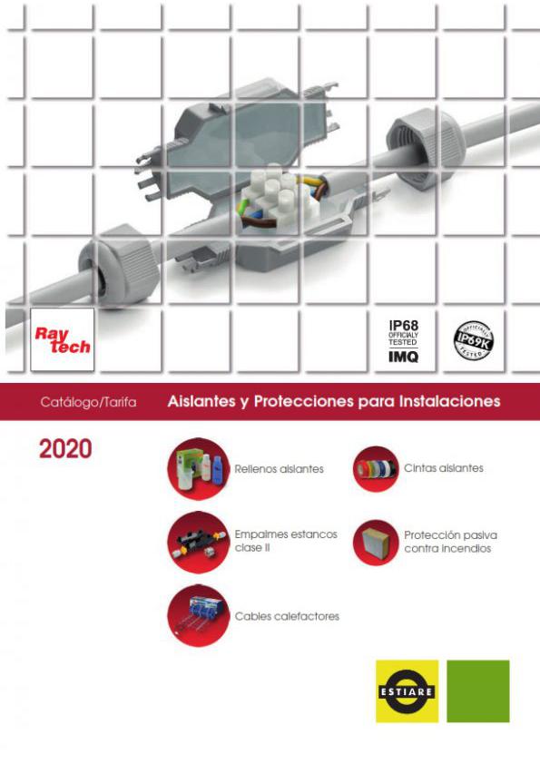 Catálogo Raytech 2020