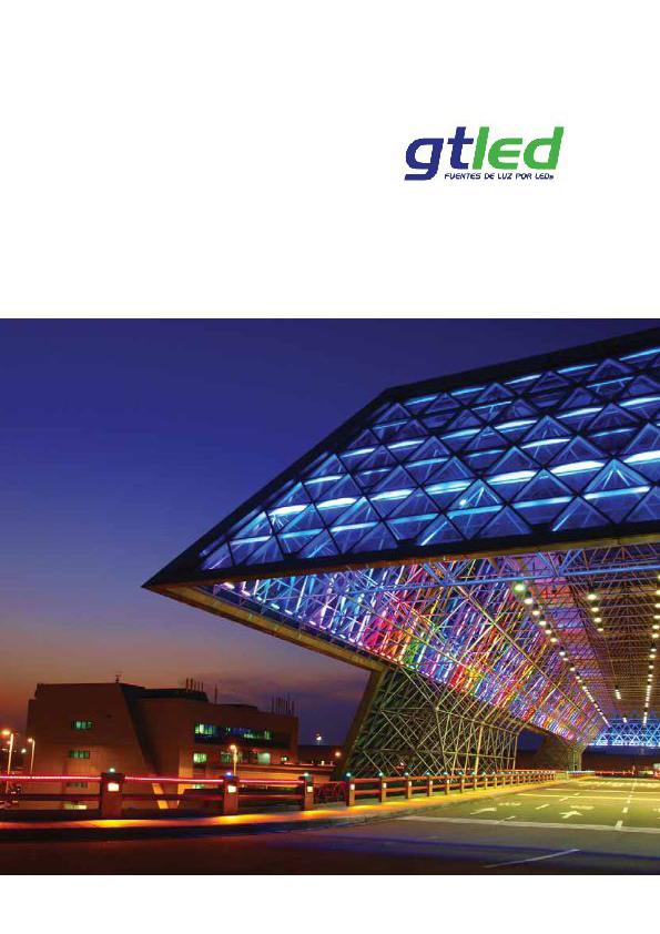 Catálogo GTLED 2020